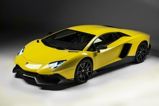 Lamborghiniaventador50anniversary